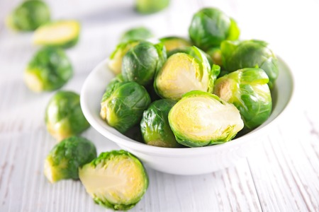 brussel: brussel sprout