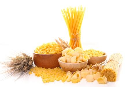 variety: variety of pasta