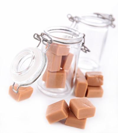 dulce de leche: caramelo