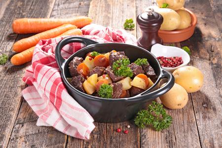 beef stew: beef stew and vegetable