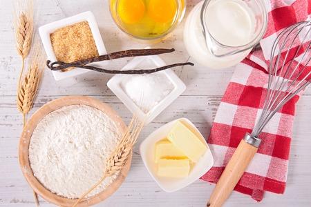 ingredient: baking food ingredient Stock Photo