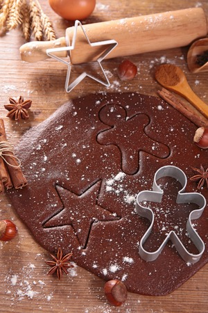 galleta de jengibre: jengibre galletas de Navidad