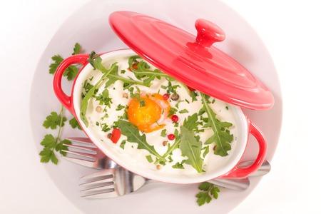 baked: baked egg