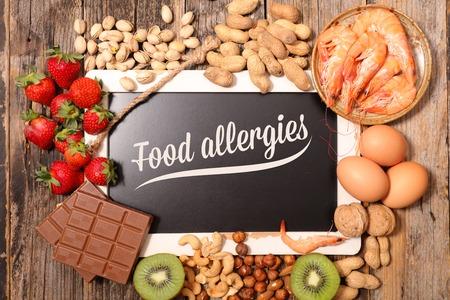 알레르기 식품