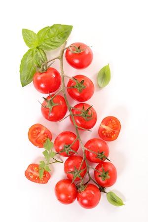 tomate cherry: tomate cereza