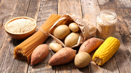 carbohydrate: carbohydrate food