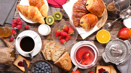 composition: composition of breakfast