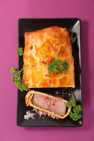 roast beef: christmas baked roast beef