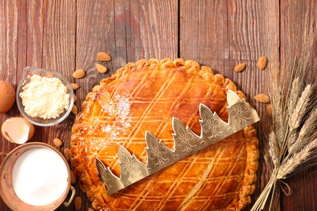 주현절 케이크