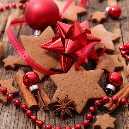 gingerbread cookie: gingerbread cookie for christmas