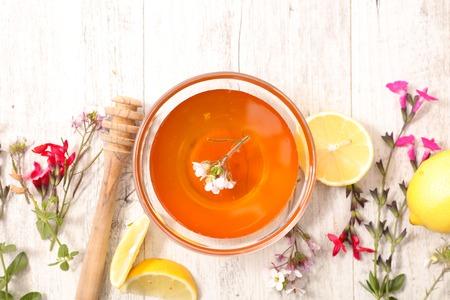 ingredient: honey with ingredient