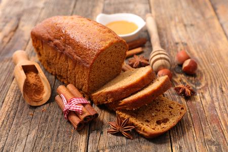 torta di pan di zenzero
