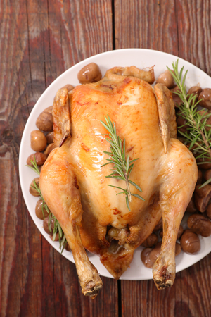 baked: baked chicken