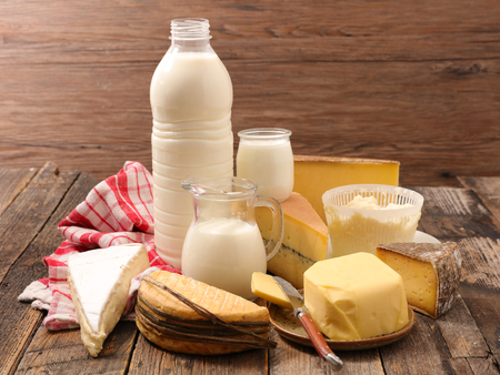 dairy product: dairy product