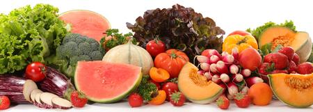 Frutta e verdura Archivio Fotografico - 78774448