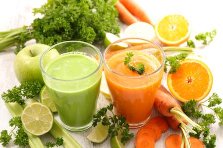 vegetable smoothie,juice