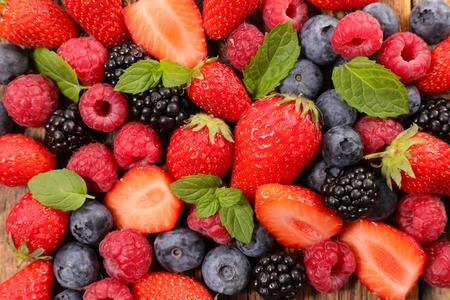 assorted berry fruit Reklamní fotografie - 87604650