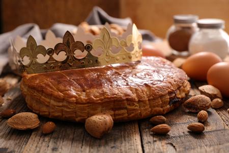 エピファニーケーキ 写真素材