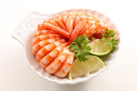 shrimp Standard-Bild