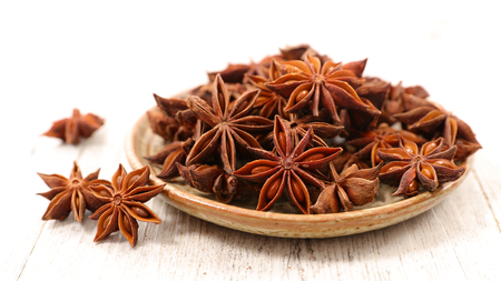anise star Stockfoto