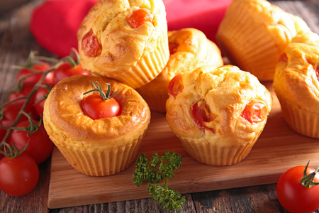 muffin for appetizer