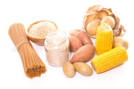 炭水化物が豊富な食べ物