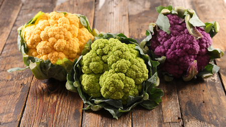 variety of cauliflower