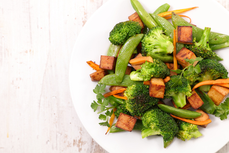 roasted mixed vegetable