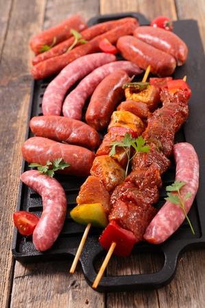 assorted raw meats Zdjęcie Seryjne