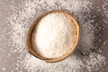 coconut, food organic Stock Photo
