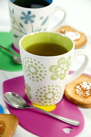 tea cup Stock Photo - 6056991