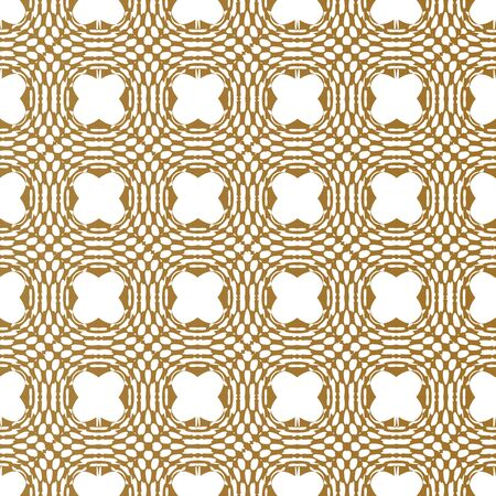 Geometry gold pattern.Simple abstract pattern for your design.. vector illustration
