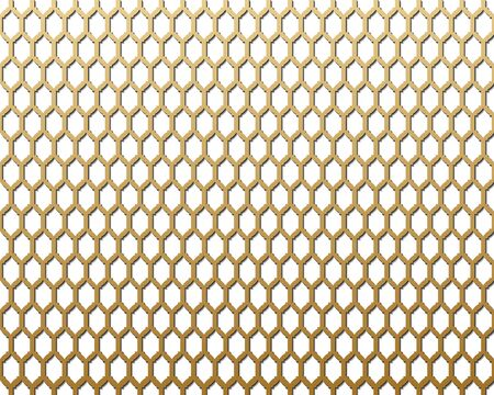 Seamless geometric pattern. Islamic pattern. arabic, east ornament, indian ornament, persian motif, 3D. Ramadan Kareem gold greeting card, banner. geometric ornate, shining vector illustration.
