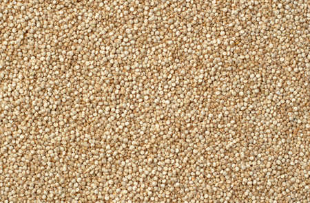 Quinoa grain or seeds for texture or ingredient background Banque d'images