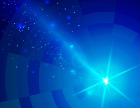 beam of light: Soft colored abstract background with beam light.. Vector illustration. Illustration