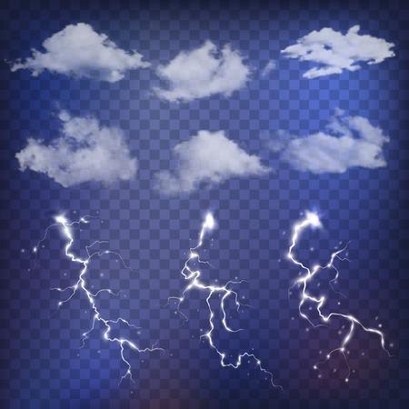 creador: creador de cielo con nubes y tormentas el�ctricas realistas.