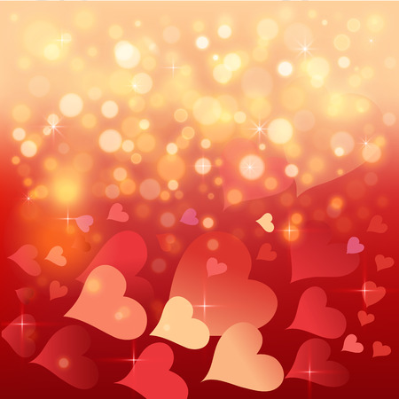 valentine s: Happy Valentine s Day Card. Vector illustration.