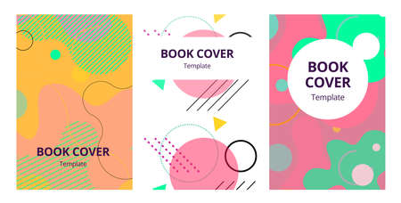 Abstract composition. Text frame surface. a4 brochure cover design. Title sheet model set. Polygonal space icon. Vector front page font. Ad banner form texture.