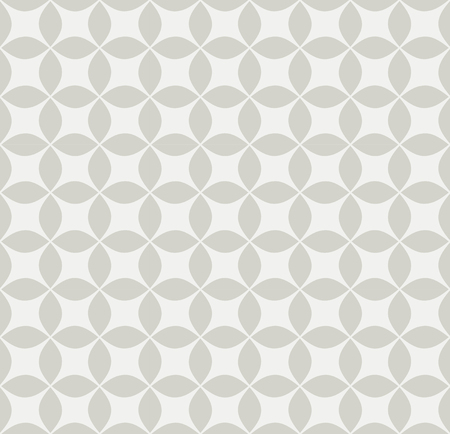 Abstract background, seamless pattern. Light grey pattern on white background.