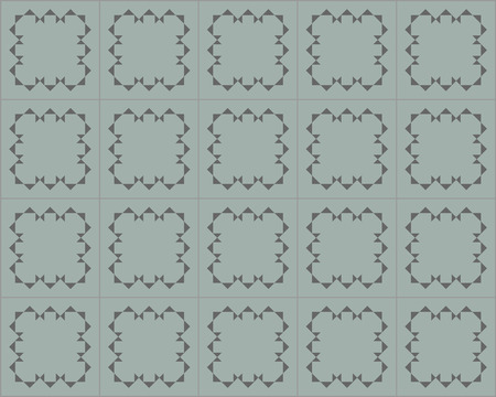 Abstract background, seamless texture. Blue grey and brown colous. Ilustração