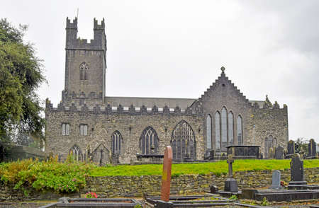 Cathedral of Sta Mary in Limerick, Ireland