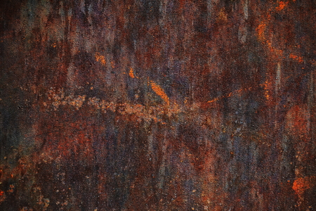 Corten steel background, weathering steel texture, rusted steel sheet