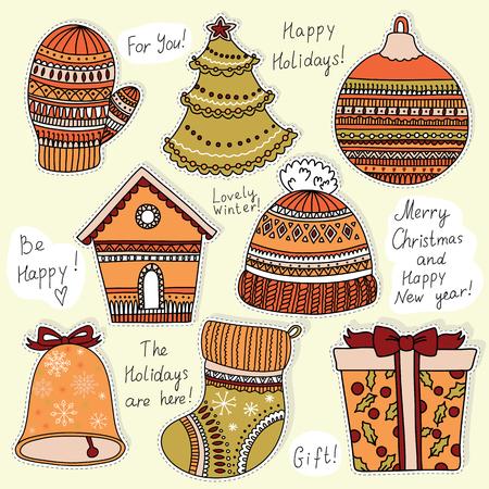 christmas gifts: Christmas tags for gifts