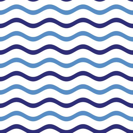 vector patrón abstracto, ondas Ilustración de vector
