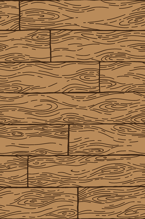 wall hanging: Vector seamless pattern. Wood background. Can be used for desktop wallpaper or frame for a wall hanging or poster,for pattern fills, surface textures, web page backgrounds, textile and more