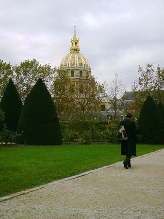 Rodin Museum park