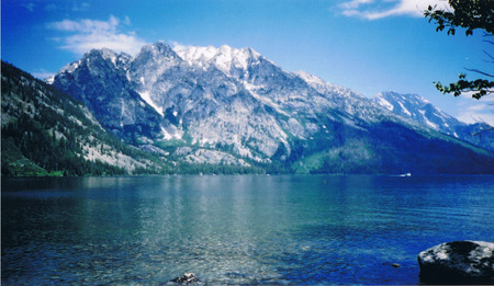 Grand Tetons Stock Photo - 1416379