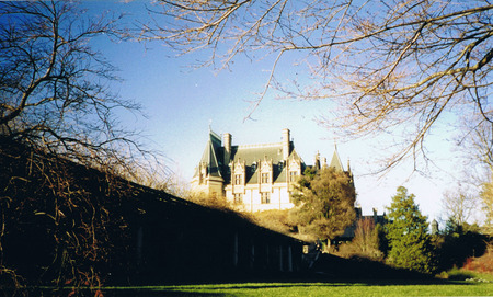 Biltmore Estate Banque d'images
