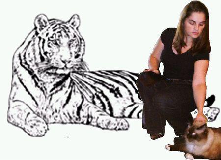 大小猫猫 - タイガー