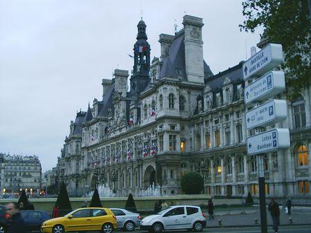 Parijs City Hall